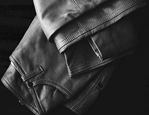 Suede & Leather Trousers Cleaning